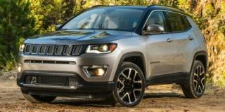New 2020 Jeep Compass Limited 4x4   Sunroof   Navigation for sale in Regina, SK
