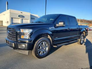 Used 2017 Ford F-150 SPORT CREW 4X4 ÉCOBOOST 3.5L, FOND DE BO for sale in Vallée-Jonction, QC