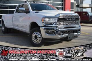 New 2019 RAM 3500 Limited for sale in Guelph, ON