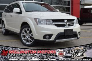 Used 2013 Dodge Journey R/T for sale in Guelph, ON