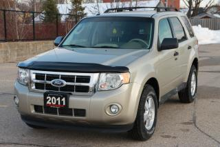 Used 2011 Ford Escape XLT Automatic LOW KMs | ONLY 84K | Bluetooth | CERTIFIED for sale in Waterloo, ON