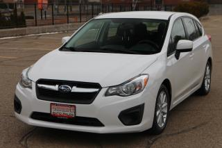 Used 2014 Subaru Impreza 2.0i Touring Package AWD | Heated Seats | CERTIFIED for sale in Waterloo, ON