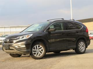 Used 2016 Honda CR-V AWD|CLEAN CARFAX|LOW MILEAGE!| FINANCE AVAILABLE for sale in Toronto, ON