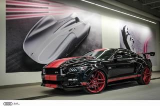 Used 2016 Ford Mustang RTR S550 - ÉDITION SPÉCIALE ET UNIQUE- for sale in Sherbrooke, QC
