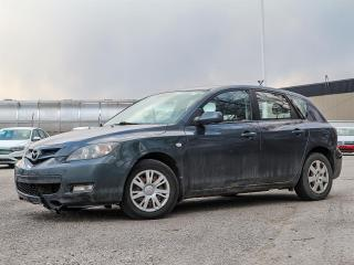 Used 2008 Mazda MAZDA3 Sport GS Sport for sale in Toronto, ON