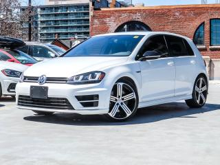 Used 2016 Volkswagen Golf R 5-Dr 2.0T 4MOTION at DSG for sale in Toronto, ON