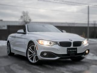 Used 2016 BMW 4 Series 428i xDriveI Convertible Hard top I Navigation I Headsup for sale in Toronto, ON