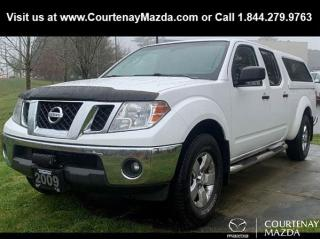 Used 2009 Nissan Frontier Crew Cab SE 4x4 at for sale in Courtenay, BC