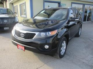 Used 2013 Kia Sorento ALL-WHEEL DRIVE LX MODEL 5 PASSENGER 2.4L - DOHC.. HEATED SEATS.. BLUETOOTH.. KEYLESS ENTRY.. for sale in Bradford, ON