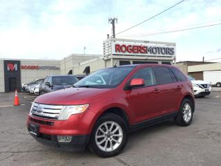 Used 2010 Ford Edge SEL - PANO ROOF - LEATHER for sale in Oakville, ON