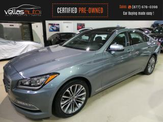 Used 2015 Hyundai Genesis 3.8 Luxury LUXURY AWD| PANO RF| NAVI| BSM for sale in Vaughan, ON