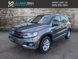 Used 2015 Volkswagen Tiguan Trendline for sale in Woodbridge, ON