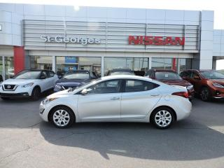 Used 2015 Hyundai Elantra Berline 4 portes, boîte automatique, GL for sale in St-Georges, QC