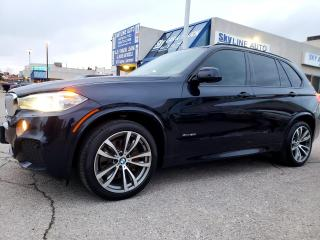 Used 2014 BMW X5 50i M SPORTS|HEADS UP|PANORAMIC|CAMERAS|CERTIFIED|NO ACCIDENT for sale in Concord, ON