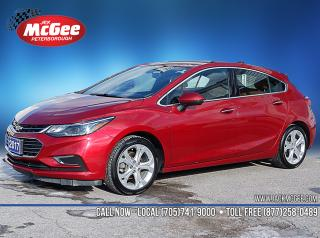 Used 2017 Chevrolet Cruze Premier Auto for sale in Peterborough, ON