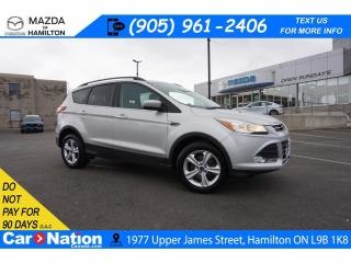 Used 2015 Ford Escape SE | PANO ROOF | LEATHER | XM RADIO | REAR CAM for sale in Hamilton, ON