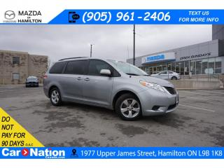 Used 2011 Toyota Sienna LE | 8 PASSENGER | REAR CAM | DVD PLAYER | ALLOYS for sale in Hamilton, ON