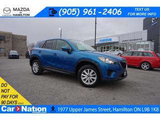 Used 2014 Mazda CX-5 GX | ALLOYS | CRUISE CONTROL | BLUETOOTH for sale in Hamilton, ON