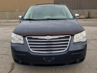 Used 2008 Chrysler Town & Country TOURING for sale in Burlington, ON