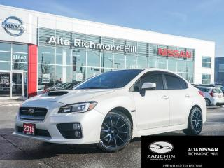 Used 2015 Subaru WRX sport package for sale in Richmond Hill, ON