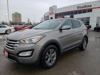 Used 2016 Hyundai Santa Fe Sport 2.4 Luxury for sale in Etobicoke, ON