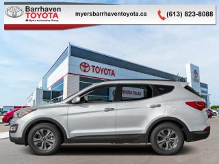 Used 2016 Hyundai Santa Fe Sport 2.4 Luxury  - Sunroof - $132 B/W for sale in Ottawa, ON