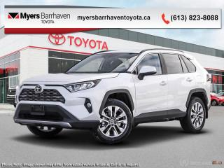New 2020 Toyota RAV4 Limited  - Leather Seats -  Sunroof - $291 B/W for sale in Ottawa, ON