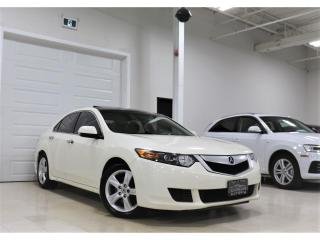 Used 2010 Acura TSX 4dr Sdn I4 Auto for sale in North York, ON