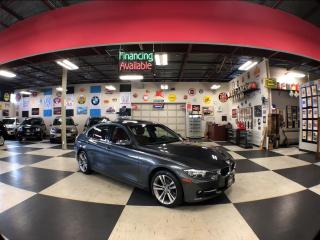 Used 2015 BMW 3 Series 320I X DRIVE SPORT   PREMIUM PKG AUT0 SUNROOF 63K for sale in North York, ON