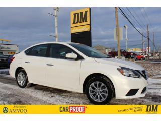 Used 2018 Nissan Sentra SV **7 700 KM** TOIT CAMÉRA  SIÈGES CHAUFFANTS for sale in Salaberry-de-Valleyfield, QC