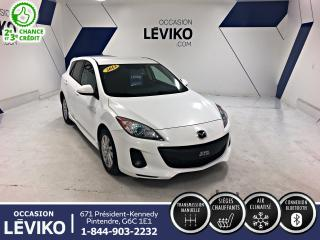 Used 2013 Mazda MAZDA3 GS - SKYACTIV **BLUETOOTH + SIÈGE CHAUFF for sale in Lévis, QC