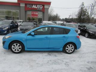 Used 2010 Mazda MAZDA3 4dr HB Sport GS 2.5 LITRE for sale in Notre-Dame-Des-Prairies, QC