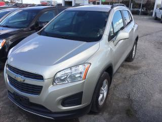 Used 2013 Chevrolet Trax LT for sale in Alliston, ON
