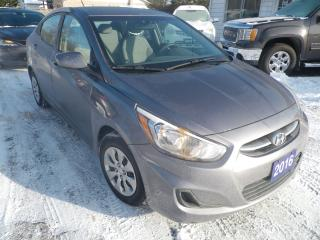 Used 2016 Hyundai Accent SE for sale in Fort Erie, ON
