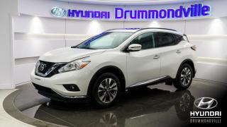 Used 2016 Nissan Murano SV AWD + GARANTIE + NAV + TOIT + MAGS + for sale in Drummondville, QC