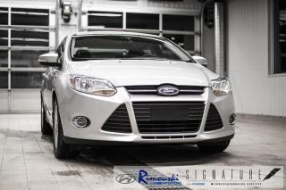 Used 2013 Ford Focus SE chez Rimouski Hyundai for sale in Rimouski, QC
