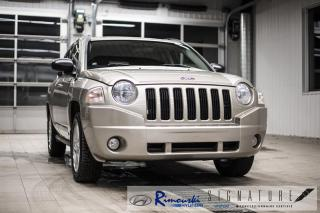 Used 2010 Jeep Compass 4WD North chez Rimouski Hyundai for sale in Rimouski, QC
