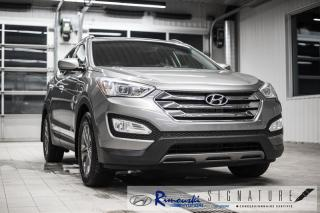 Used 2013 Hyundai Santa Fe AWD 2.0T Premium chez Rimouski Hyundai for sale in Rimouski, QC
