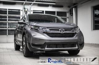 Used 2017 Honda CR-V LX FWD chez Rimouski Hyundai for sale in Rimouski, QC