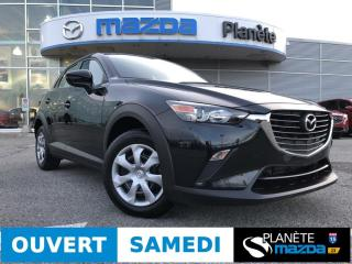 Used 2017 Mazda CX-3 GX AUTO AWD AIR CRUISE BLUETOOTH for sale in Mascouche, QC