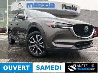 Used 2018 Mazda CX-5 GT AUTO AWD TOIT CUIR MAGS FOGS for sale in Mascouche, QC