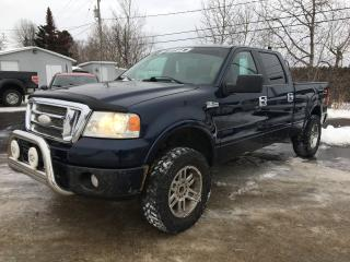 Used 2006 Ford F-150 Fx4 fx4 for sale in Dolbeau-Mistassini, QC