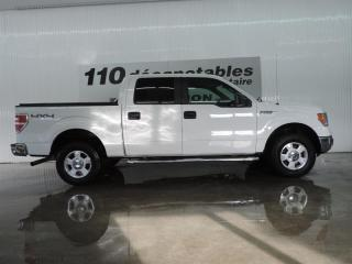Used 2012 Ford F-150 XLT Crew Cab 4X4 for sale in St-François-Du-Lac, QC