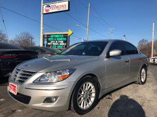 Used 2011 Hyundai Genesis for sale in Cobourg, ON