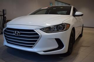 Used 2017 Hyundai Elantra LE AUTOMATIQUE for sale in St-Eustache, QC