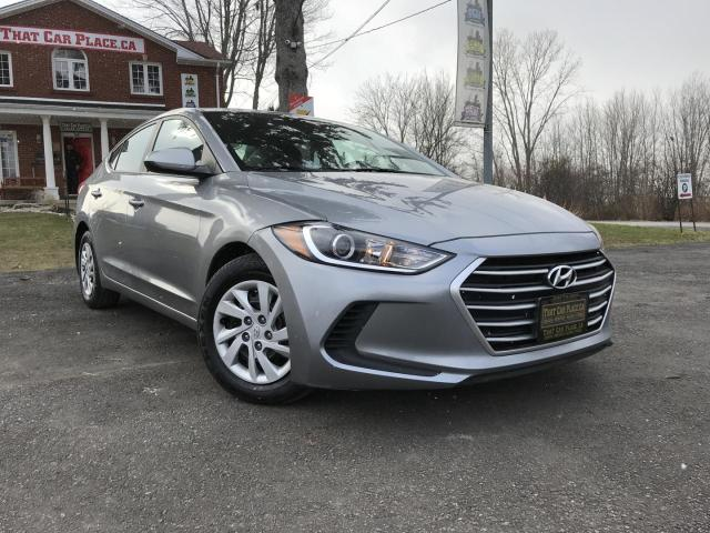 2017 Hyundai Elantra SE 6AT Remote Starter-Heated Front Seats-Power Windows