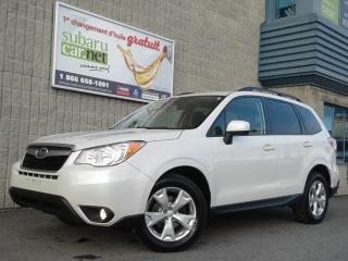 Used 2015 Subaru Forester Convenience*76$/sem*mags*camera*awd for sale in Richelieu, QC