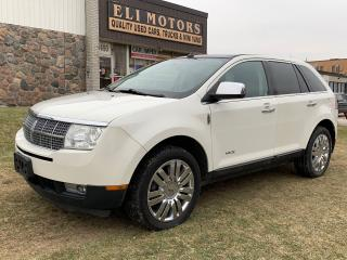 Used 2009 Lincoln MKX AWD | Pano Sunroof | Rear Parking Sensors for sale in North York, ON
