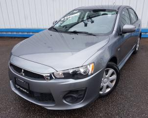 Used 2017 Mitsubishi Lancer ES *HEATED SEATS* for sale in Kitchener, ON