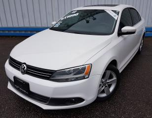 Used 2012 Volkswagen Jetta Comfortline *TDI DIESEL* for sale in Kitchener, ON